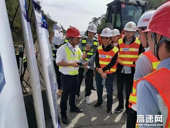 浙江顺畅养护广西首个沥青路面就地热专项工程圆满完工