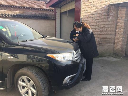 甘肃泾川所白水收费站积极开展ETC安装宣传推广工作
