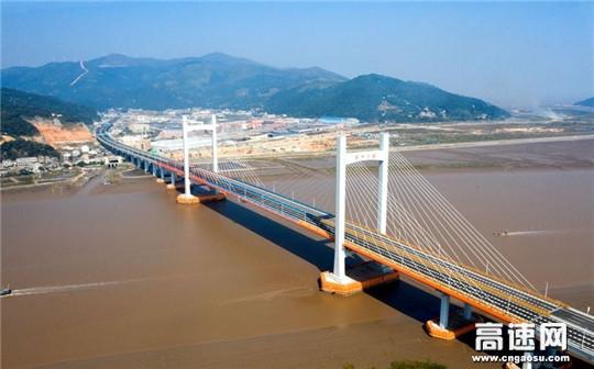 中交一公局集团:甬台温复线灵昆至苍南段正式建成通车