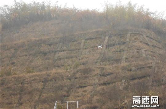 浙江杭新景高速公路使用无人机巡检一年减少人工使用率35%