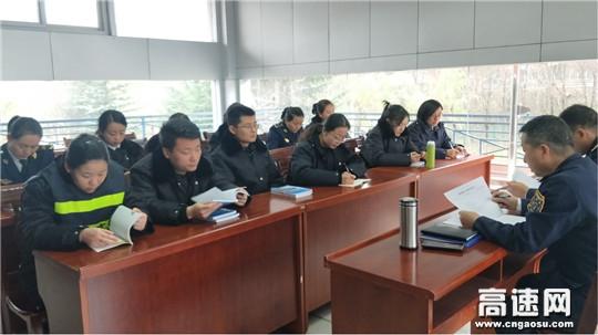 甘肃:宝天高速桃花坪收费站积极开展宪法宣传周活动
