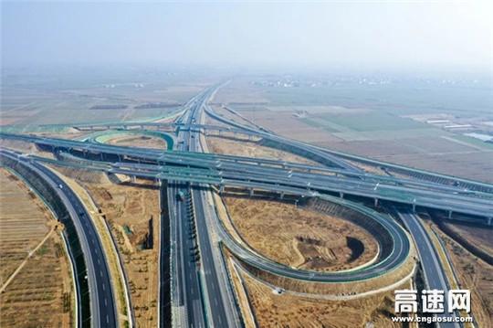 中国能建葛洲坝投资建设的巨单高速全线通车