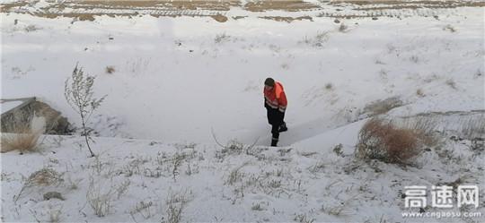 """内蒙古公路阿拉坦额莫勒公路养护管理所关于开展自治区""""两会""""和全国""""第十四届冬运会""""期间安全生产和安保的专项检查工作"""
