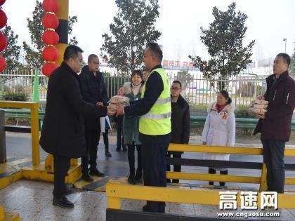陕西交通集团商界分公司商南管理所开展新型冠状病毒疫情防控活动