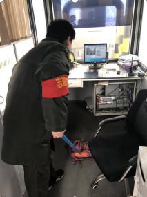 河北高速沧廊(京沪)处孟村西收费站同舟共济战疫情