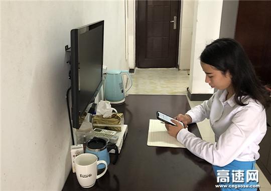 广西北投集团沿海高速分公司防城港管理处免收通行费期间扎实做好业务培训工作