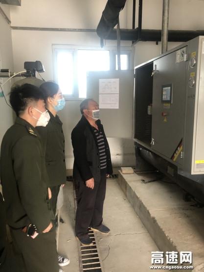 河北沧廊(京沪)高速孟村西收费站 开展防疫情、抓安全、保运营活动