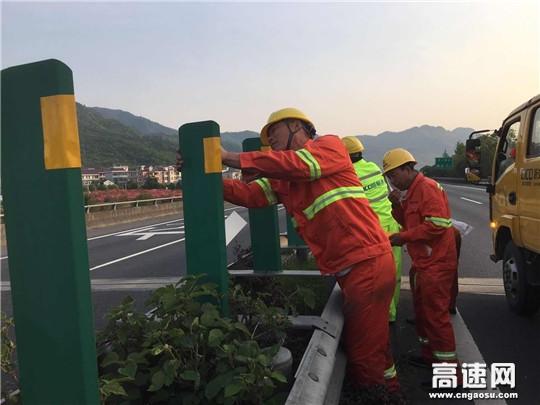 浙江省内最大规模综合化断流施工项目顺利完成
