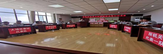 甘肃省景泰收费所开展新业务知识竞赛