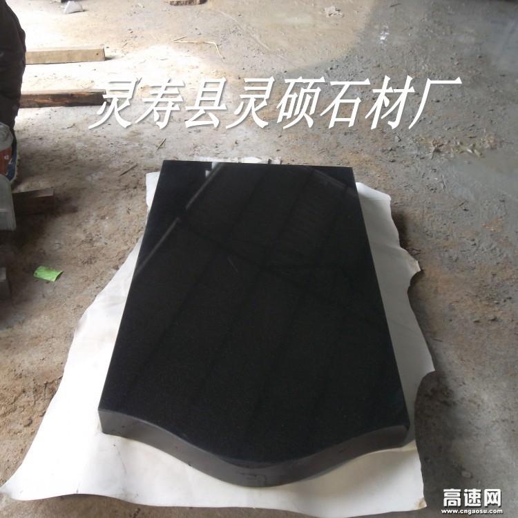 山西黑石材翻新工序