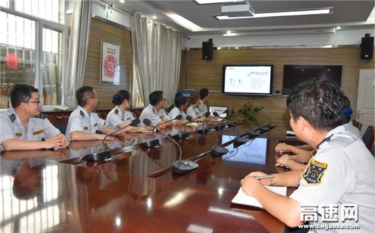 甘肃金昌高速公路收费所组织开展稽查能力提升培训