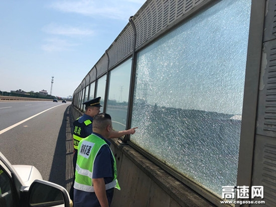 湖南长沙分公司绕城东路政大队严把纪律落实防汛工作