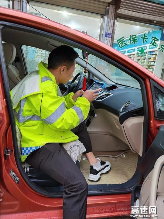 甘肃高速庆城所合水站持续推进ETC发行实现汽车ETC安装全覆盖目标