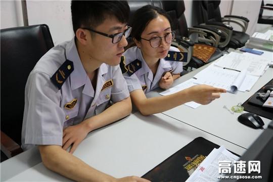 """甘肃高速庆城所四个""""统一""""做好迎国检稽查工作"""