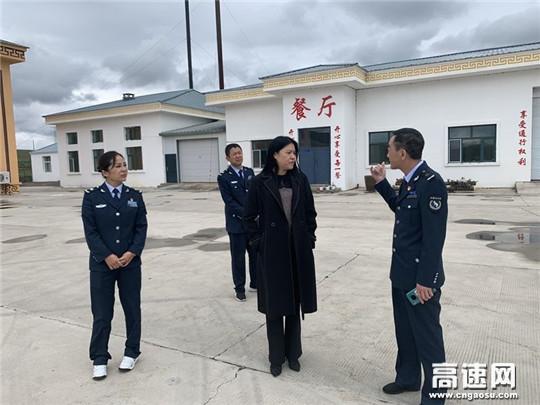 内蒙古公投公司呼伦贝尔分公司扎实开展国庆节前安全生产督查工作