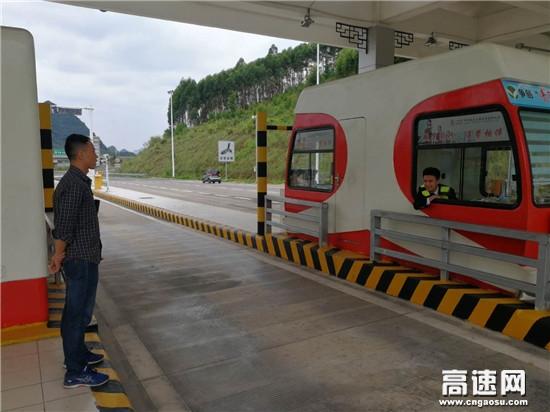 广西高速公路柳州分中心象州路政一大队开展暗查暗访工作确保辖区道路安全畅通