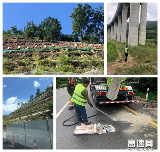 陕西高速集团铜旬高速生态环保建设在路上