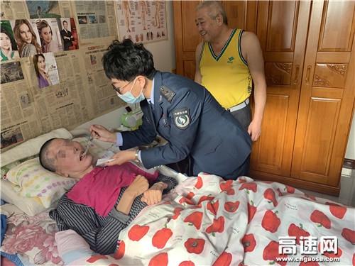 """走在志愿路上 --内蒙古海拉尔北通行费收费所""""阳光志愿""""服务队开展日常志愿服务"""