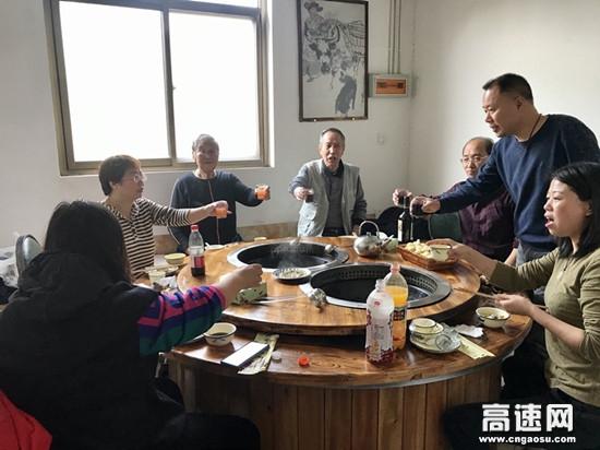 河北沧廊(京沪)高速开发区收费站组织开展