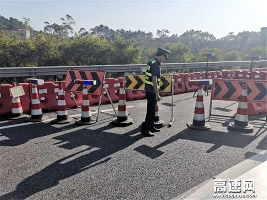 广西高速公路发展中心玉林分中心桂平一大队加强施工安全监管责任