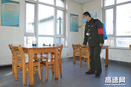 河北省沧州市姚官屯收费站党支部安全屏障守护者--王培路