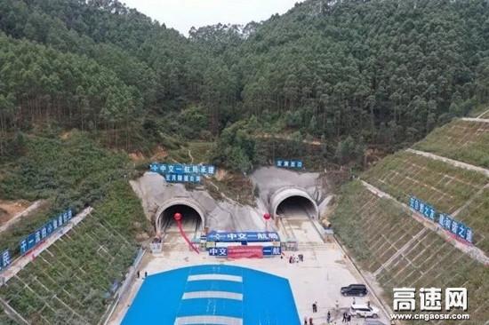 """广西高速公路建设力争一月""""开门红"""""""