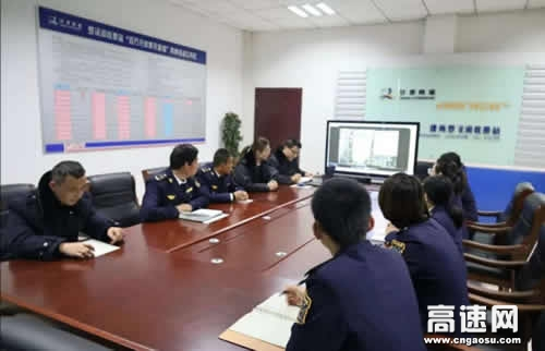 """甘肃:泾川收费所""""坐标式""""管理强化稽核打逃"""