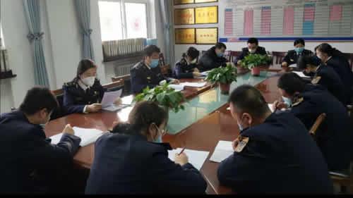 甘肃:泾川所白水收费站积极部署春节期间安全保畅工作