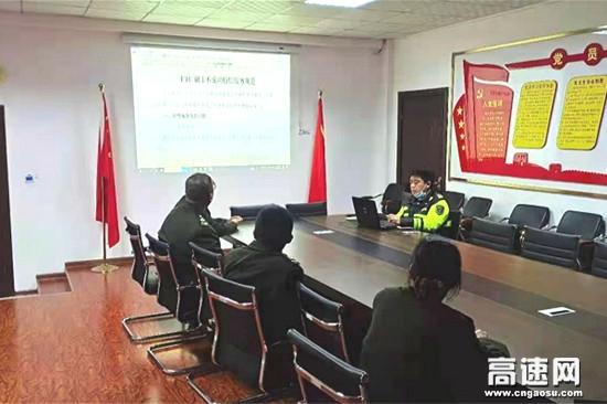 河北保沧公司河间站夯实基础业务 保障特情服务