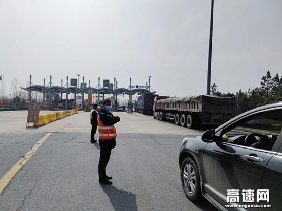 """湖北襄阳高速枣阳所多举措应对国道施工""""大考"""""""