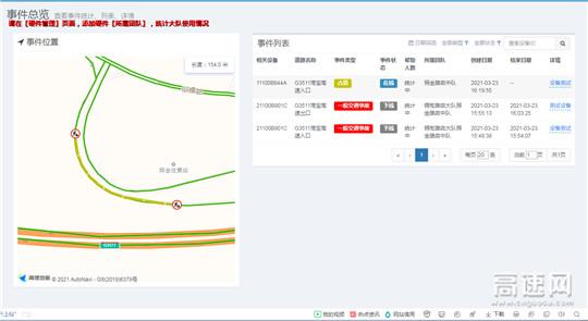 """陕西交通控股集团运营管理公司铜旬分公司引用""""预警精灵""""提升施工安全系数"""