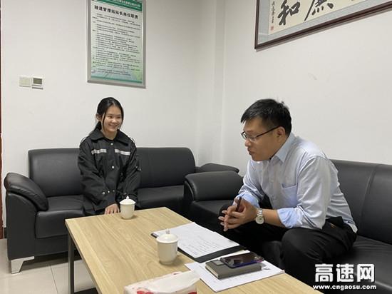 """山西临汾隰县隧道管理站党支部开展 """"党支部书记服务日""""活动"""