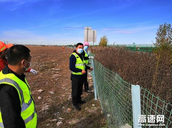 内蒙古公投公司呼伦贝尔分公司开展公路养护实地检查专项活动