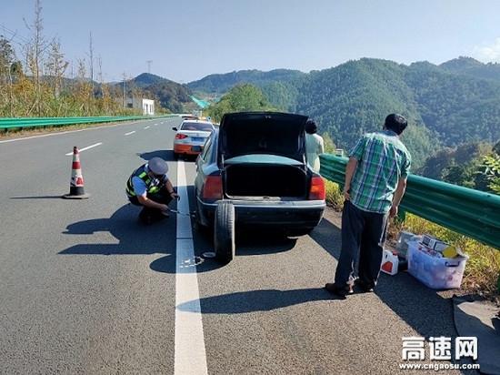 广西交通运输综合行政执法局第七支队第十大队加强巡查力度,及时消除安全隐患